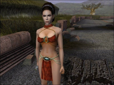 Knights Of The Old Republic Satele Shan