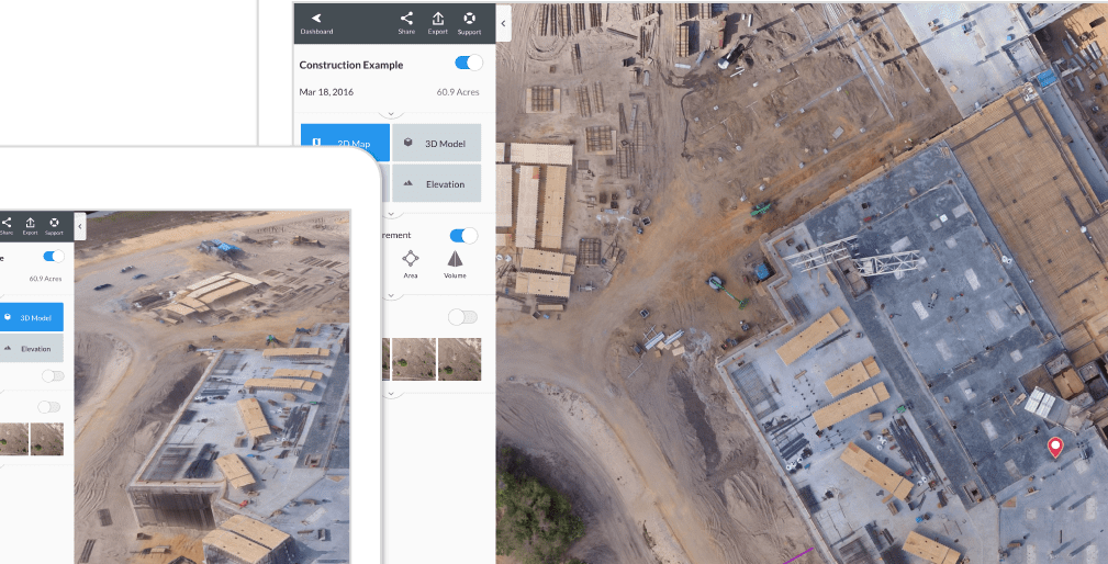 HD Decor Images » Powerful Drone   UAV Mapping Software   DroneDeploy drone software platform desktop and mobile