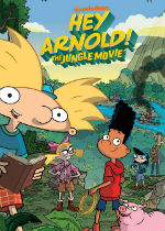 Hey Arnold!: The Jungle Movie - Cast Images | Behind The ...
