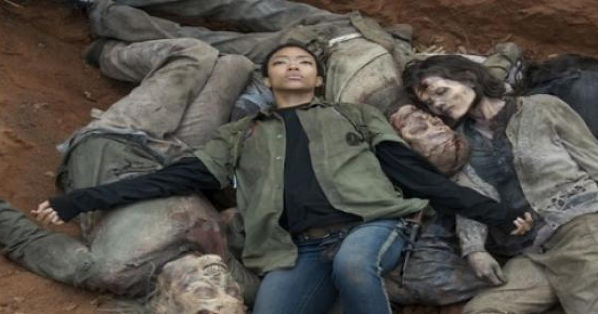 Members Zombie Walking Dead Cast