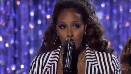 AGT Live Quarterfinals 2  Glennis Grace has shining moment  Riana     AGT Live Quarterfinals 2  Glennis Grace has shining moment  Riana goes a  witch too far