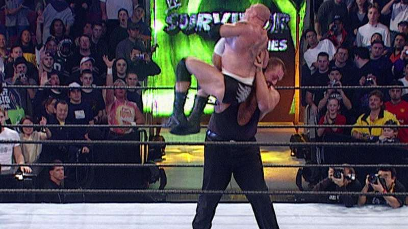 Takes Lesnar Brock Out Undertaker