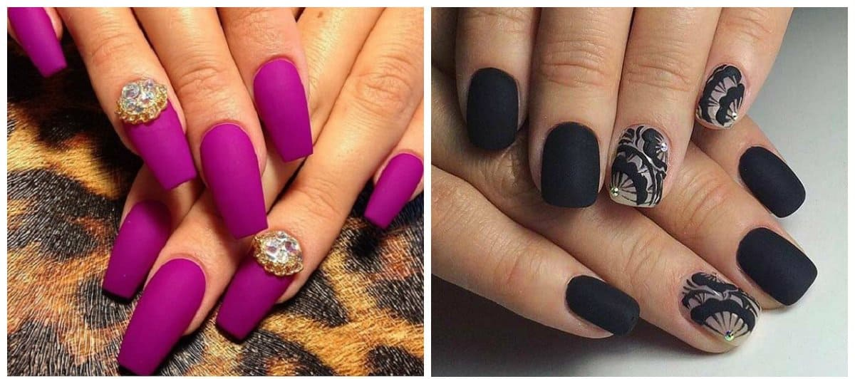 Attractive Gel Nail Trends 2017 Images - Nail Paint Design Ideas ...