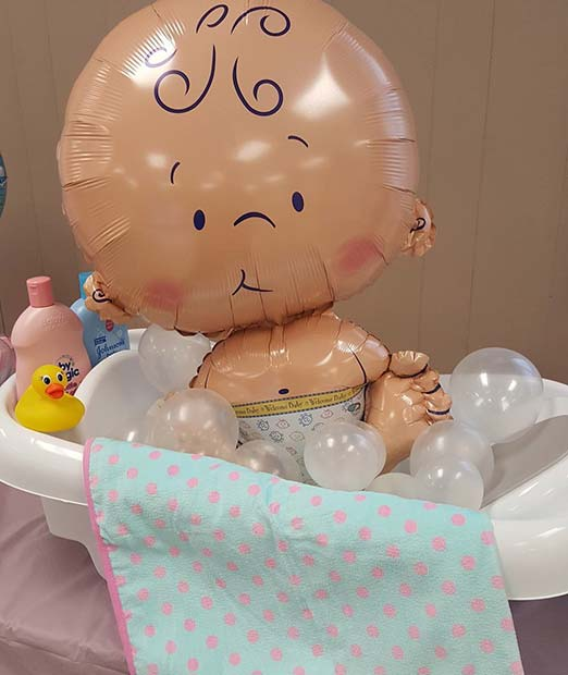 Baby Shower Gift Game Boys