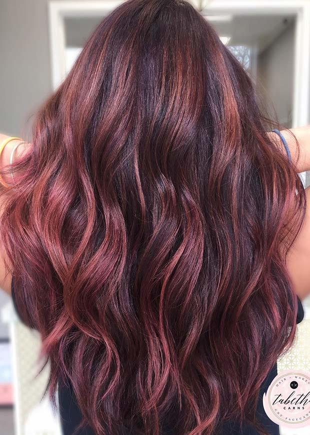 Best Light Golden Brown Hair Color