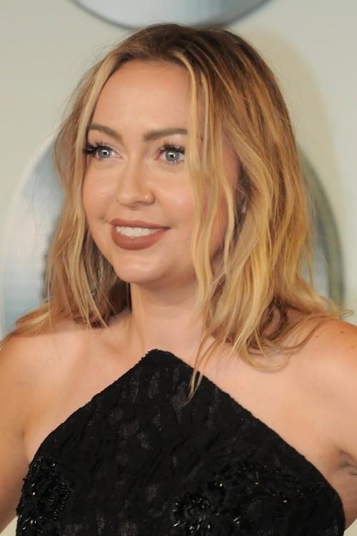 Miley Cyrus Light Brown Hair