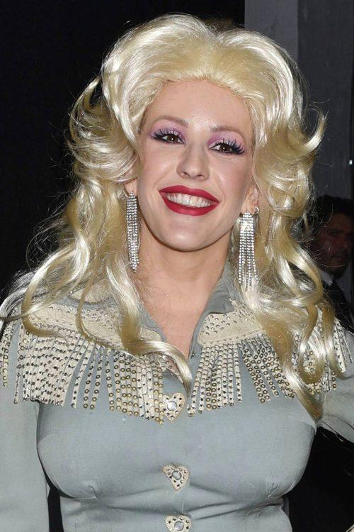 Platinum Blonde Highlights Brown Hair