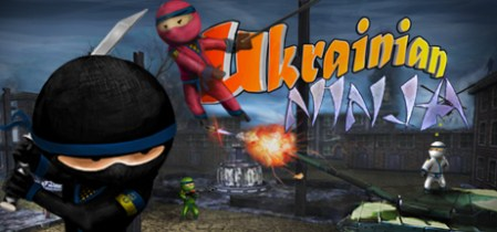 Ukrainian Ninja on Steam Ukrainian Ninja is a multiplayer platformer game for Windows  The Ninja  shoots and slashes  using weapons sold by the trader to clear each world