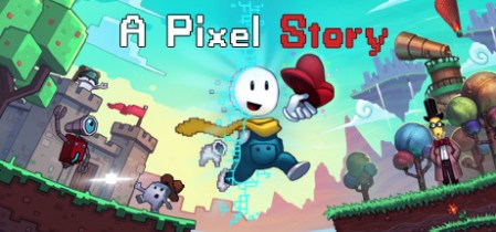 A Pixel Story on Steam A Pixel Story is a devious 2D puzzle platformer that charts the evolution  of video games  You must use your Magical Teleportation Hat to explore 6