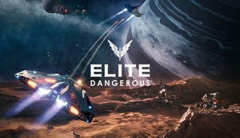 Browsing Space Elite Dangerous