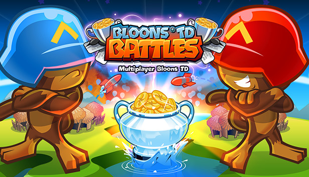 Browsing Tower Defense Bloons TD Battles