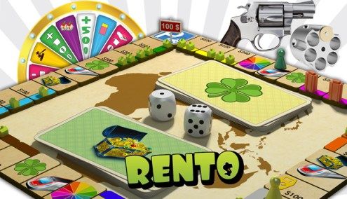 Browsing Board Game Rento Fortune   Online Dice Board Game