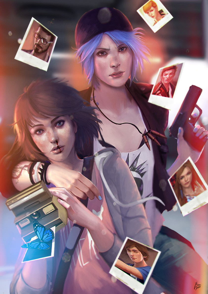 Life Strange Rule 34 Victoria Chase 2ch