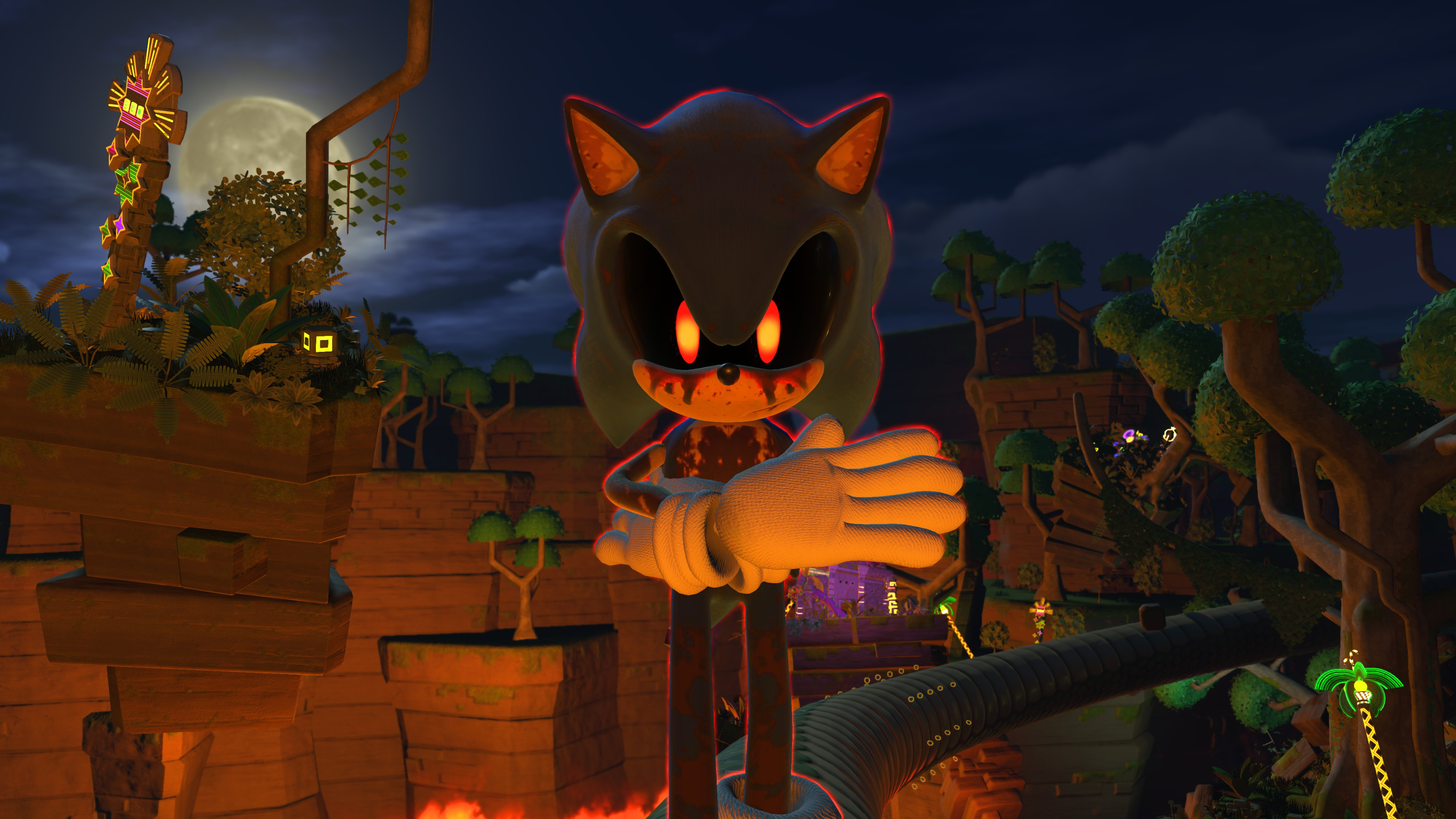 Sonic Forces Infinite Without Mask