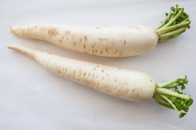 Chinese Radish Recipe Daikon