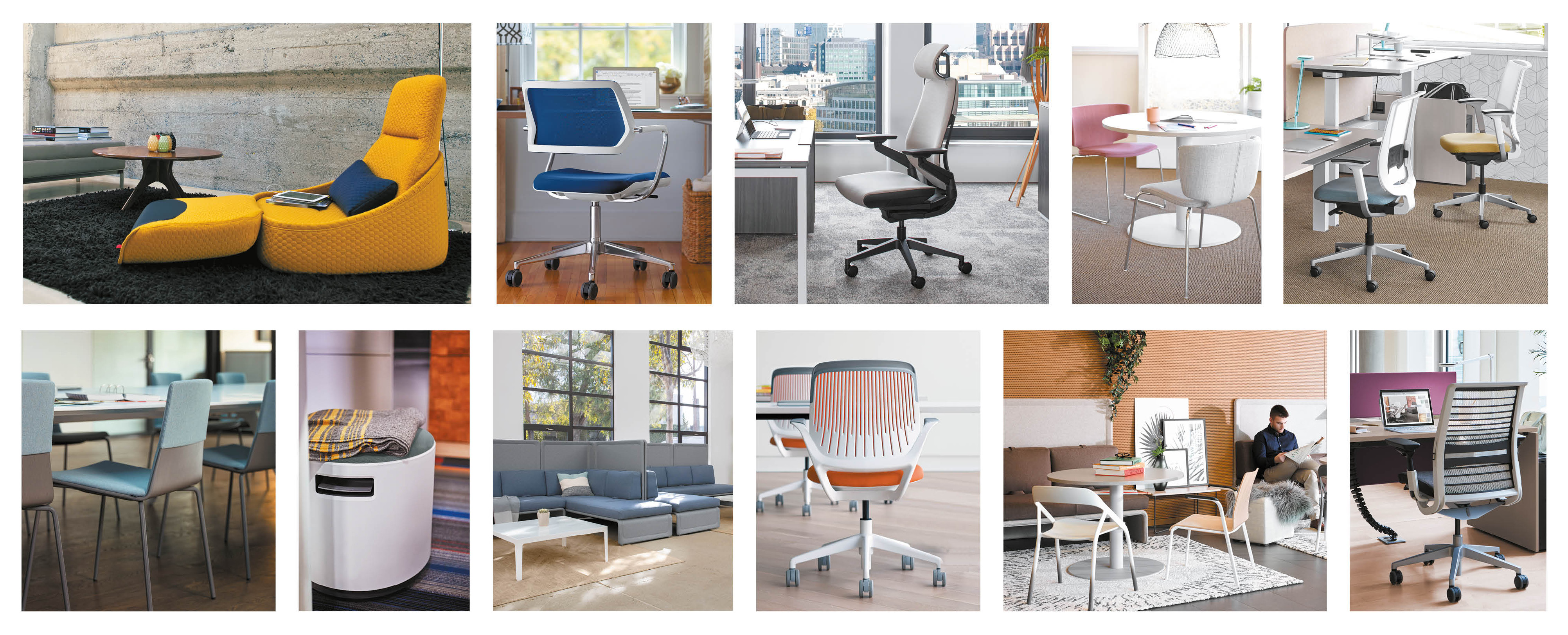 Office Chairs  Modern Desk   Task Seating   Steelcase The Steelcase Seating Difference