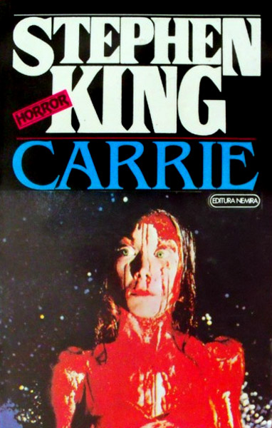 Carrie Romania Stephen King 1st S