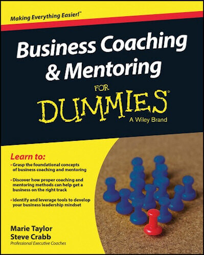 Image of the Business Coaching & Mentoring For Dummies book by Steve Crabb