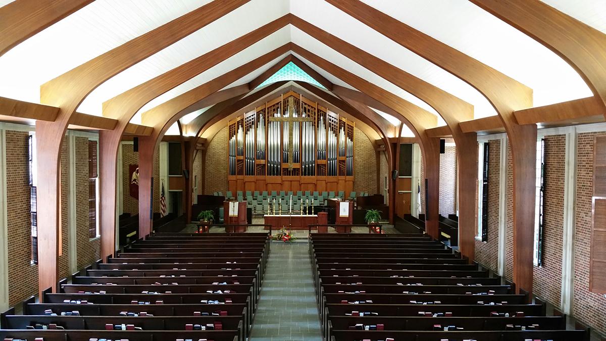 St John S United Methodist Church Sanctuary Renovations