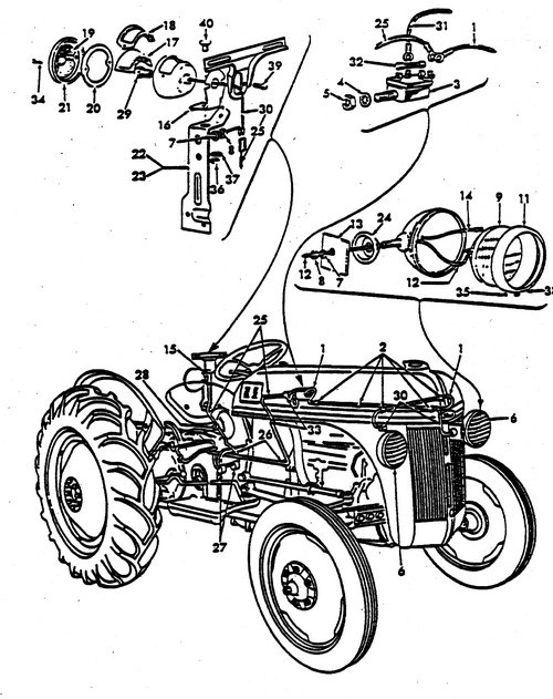 Ford 4600 Wiring Schematic Smart Wiring Electrical Wiring Diagram