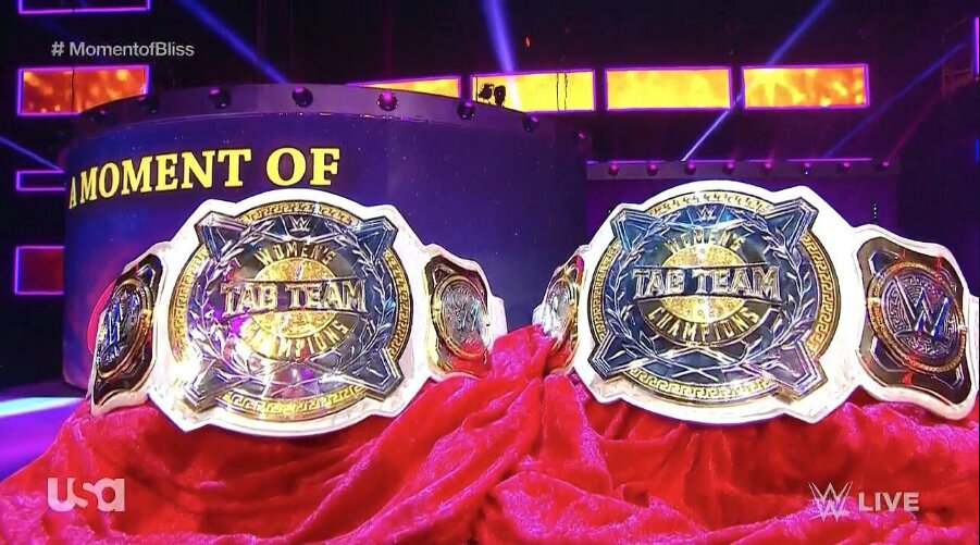 Two Raw Teams Qualify For Women's Tag Team Title ...