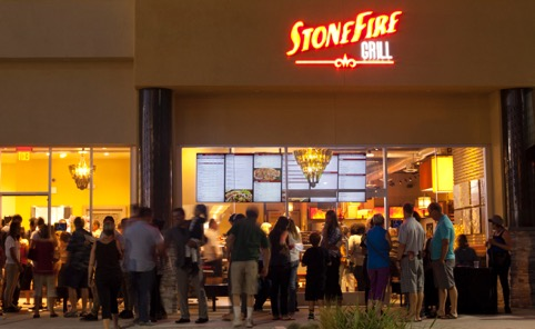 Casual Family Dining Restaurant In Lakewood Stonefire Grill