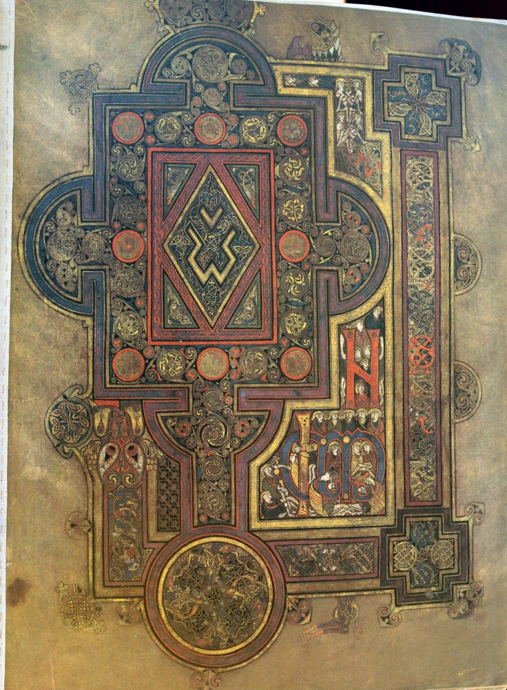 The Book Of Kells 183 News Amp Media 183 Stonehill College