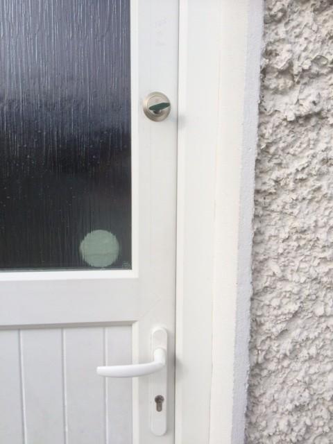 Locks Apartment Doors