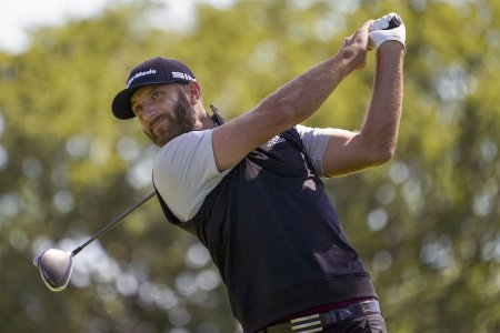 Dustin Johnson Out Of CJ Cup After Positive Coronavirus Test