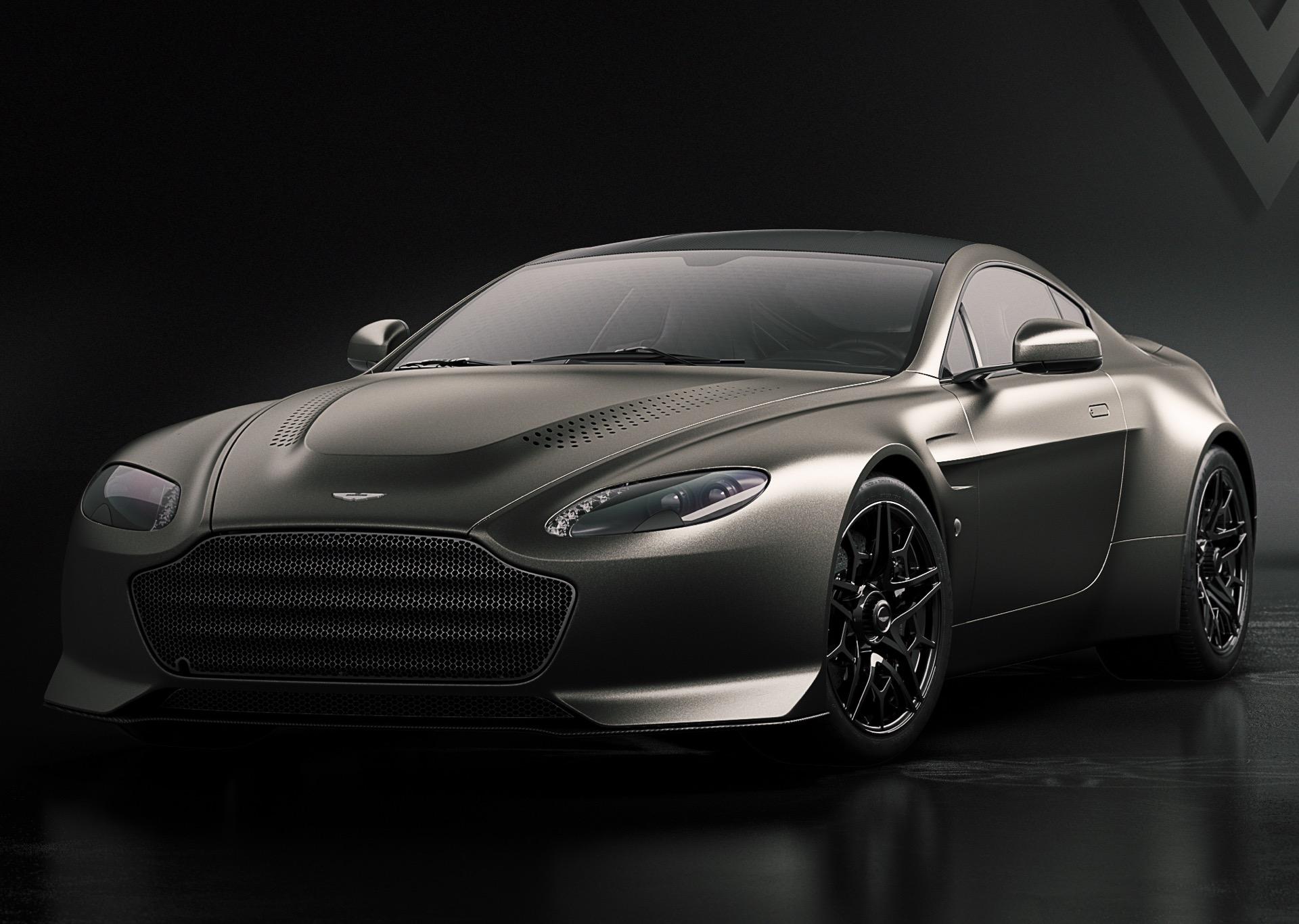 Official: Aston Martin V12 Vantage V600 - GTspirit