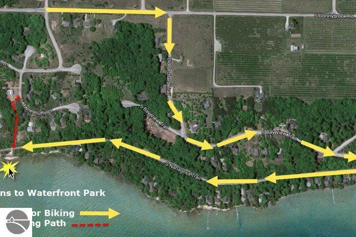 20 S Cherry Blossom Lane Suttons Bay  MI    MLS  1814999   Traverse         Property Photo