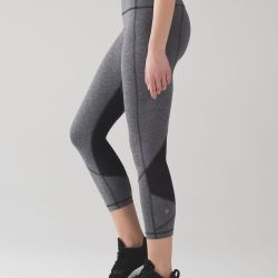 41cf9a95bbdfcb Lululemon Leggings With Black Flowers | Gardening: Flower and Vegetables