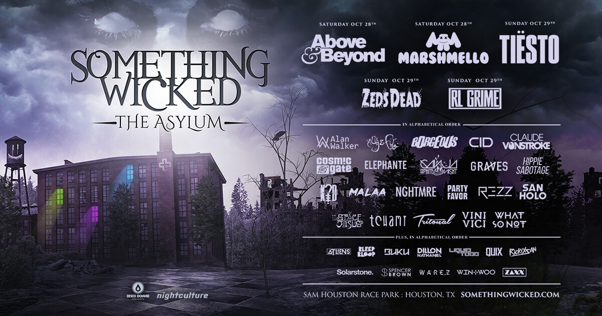 Something Wicked 2017 In Houston Tx