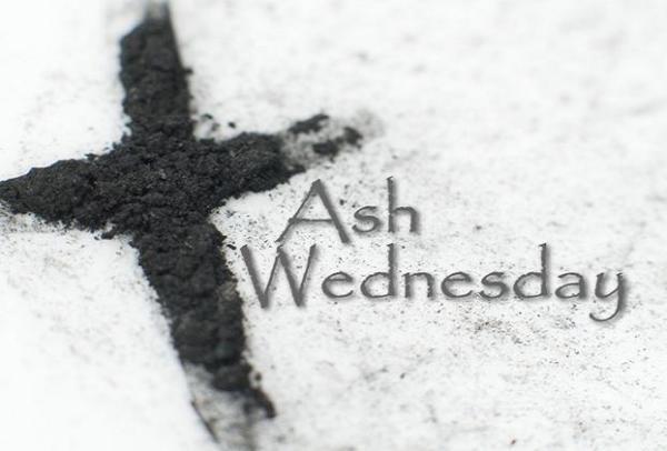 ash wednesday 2018 # 59