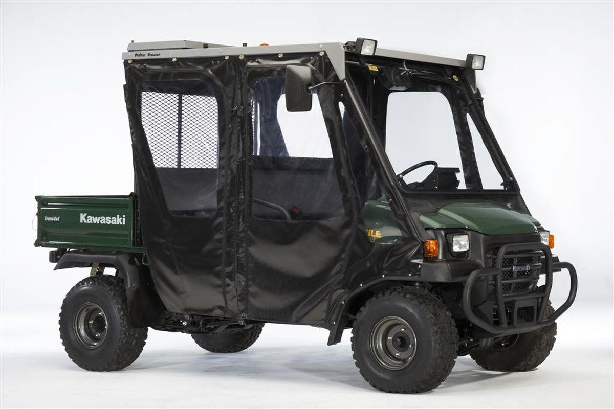 Kawasaki Mule 610 4x4 Camo