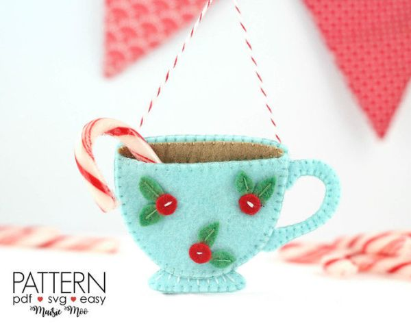 christmas ornaments sewing # 73