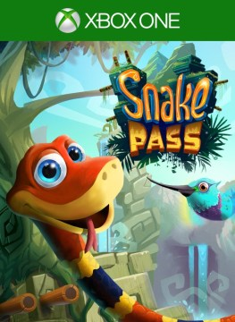 Xbox Play Anywhere   Xbox Snake Pass boxshot