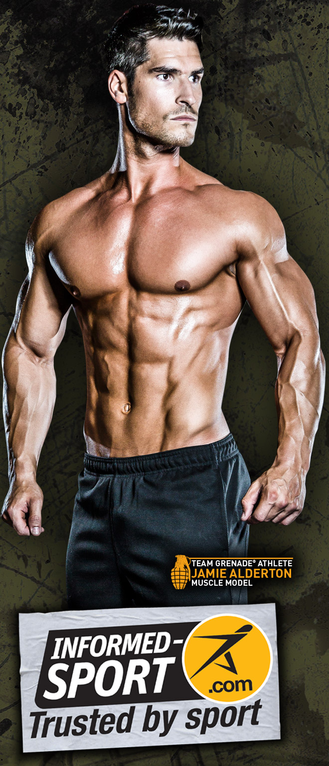 Muscle Whey Protein Powder