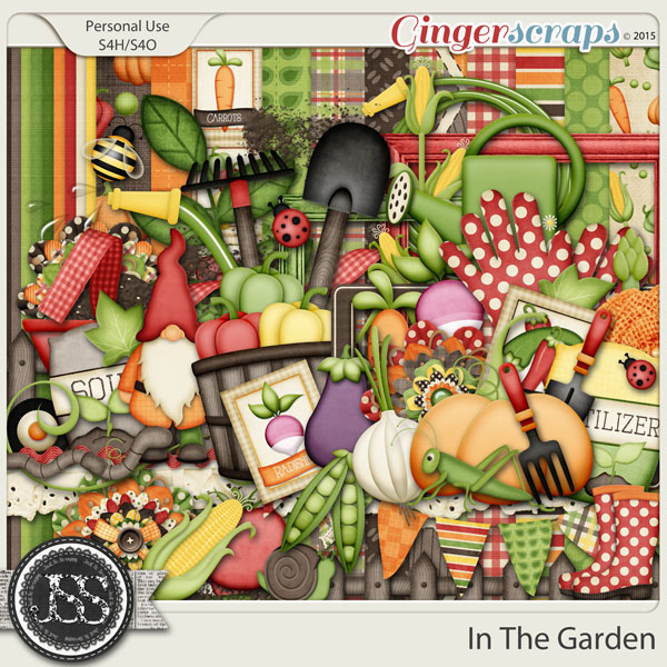 Vegetable Garden Kit Set