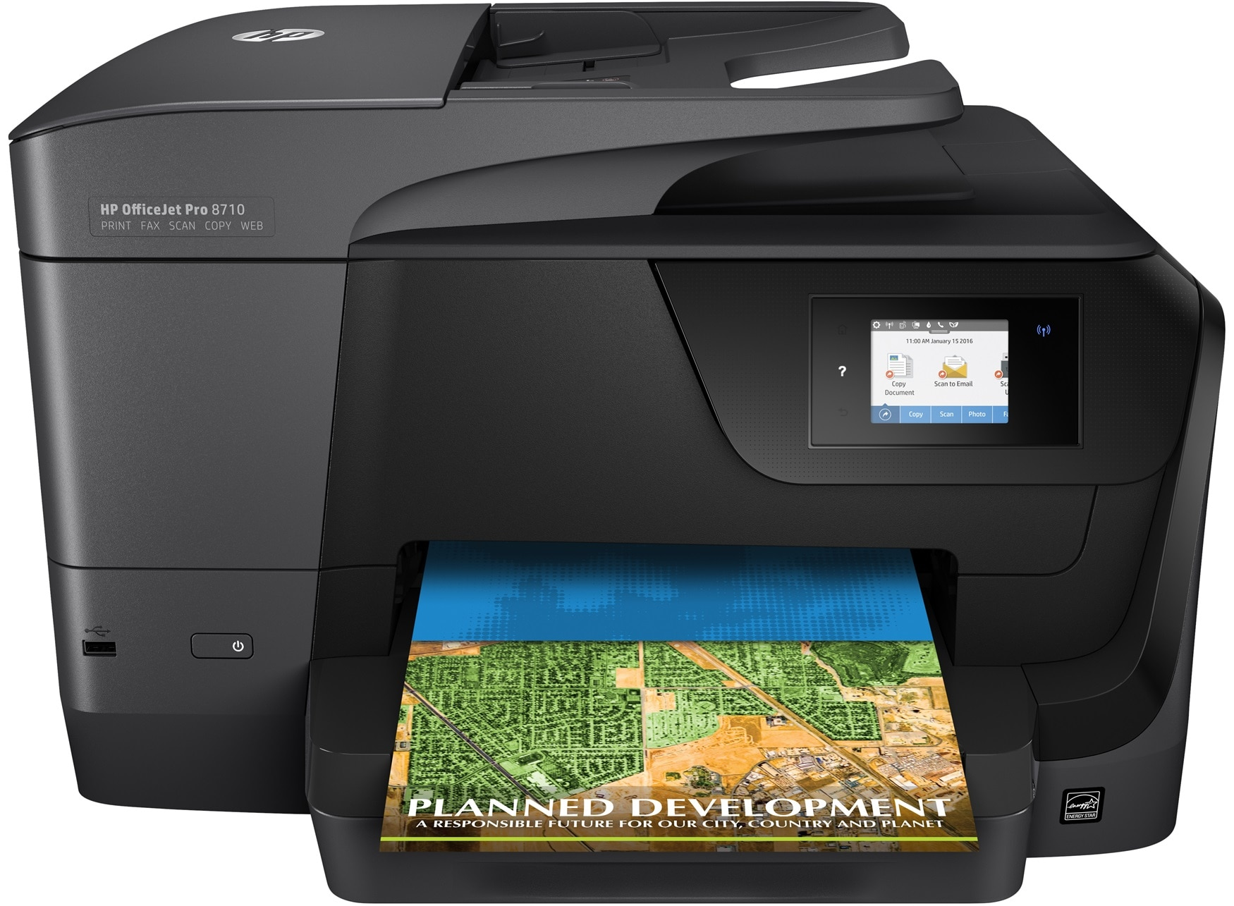 Hp Officejet Pro 8710 All In One Printer Hp Store Canada