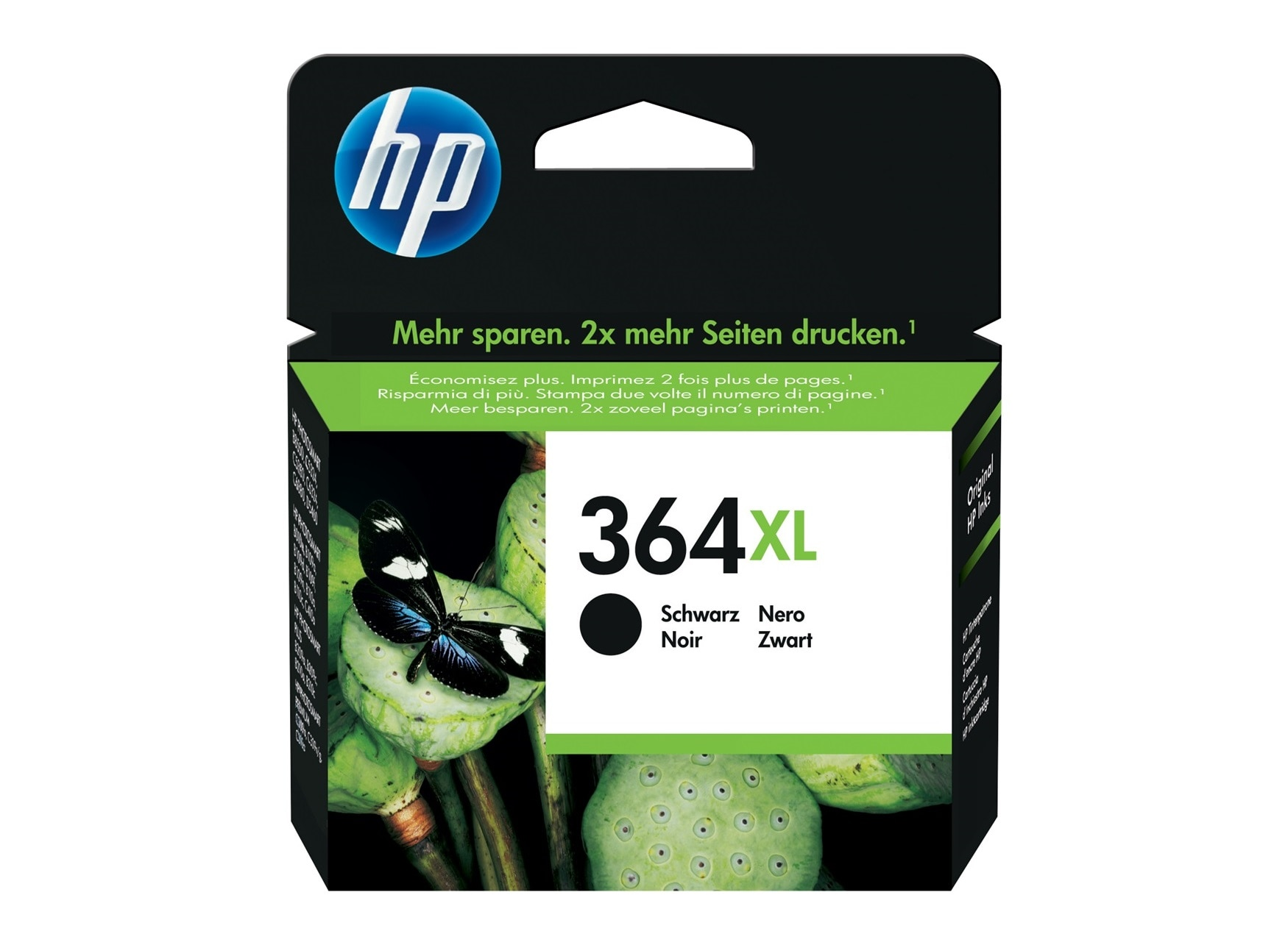 Hp 364xl High Yield Black Original Ink Cartridge Hp Store Uk