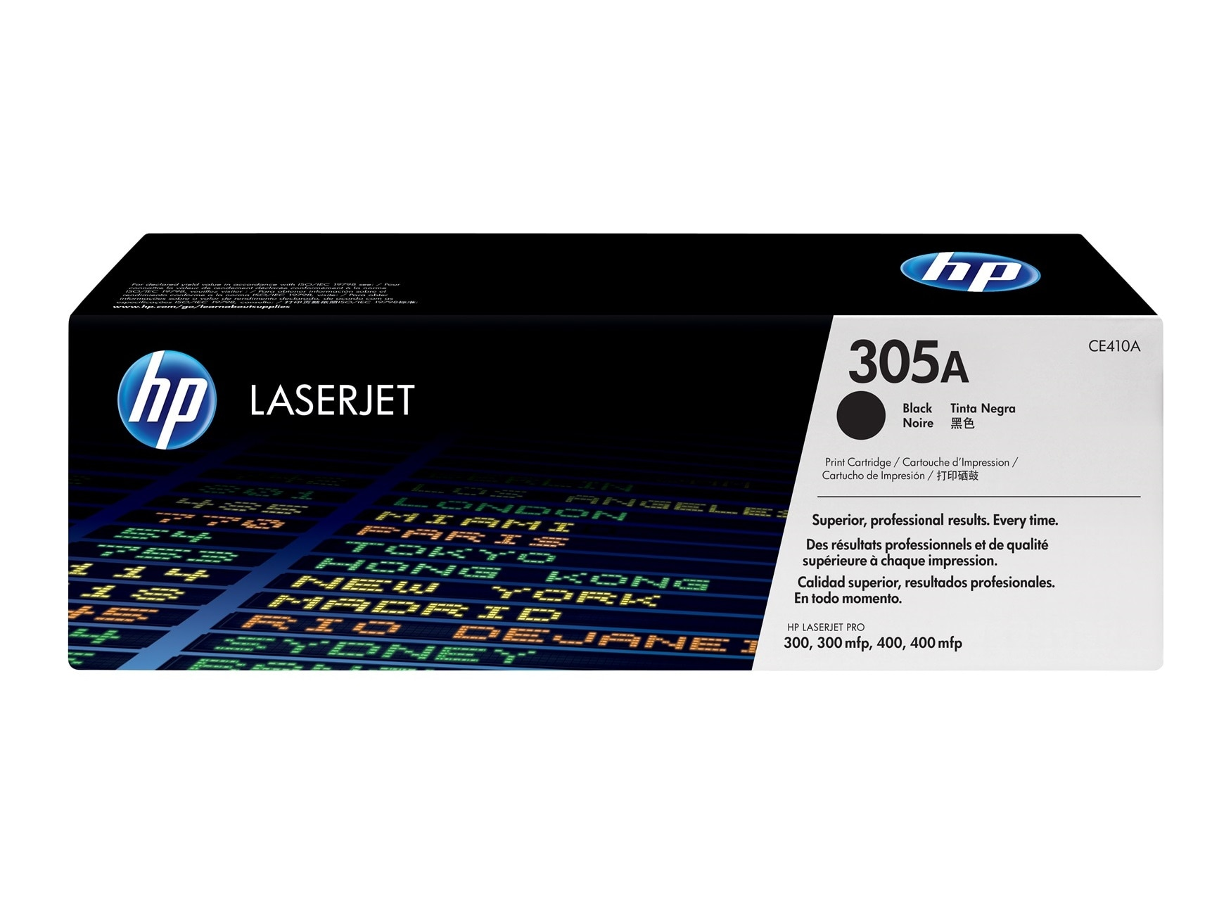 Hp 305a Black Original Laserjet Toner Cartridge Hp Store Uk