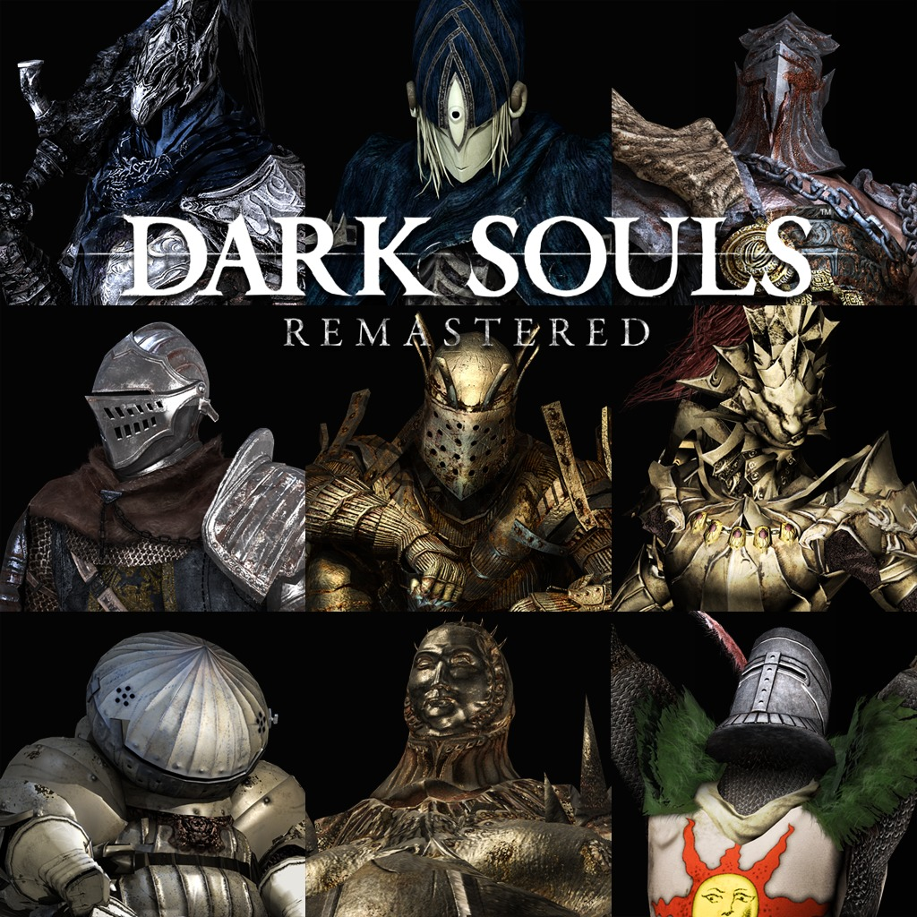 DARK SOULS        REMASTERED   Avatar Pack PS4     buy online and track     DARK SOULS        REMASTERED   Avatar Pack PS4     buy online and track price   PS  Deals USA