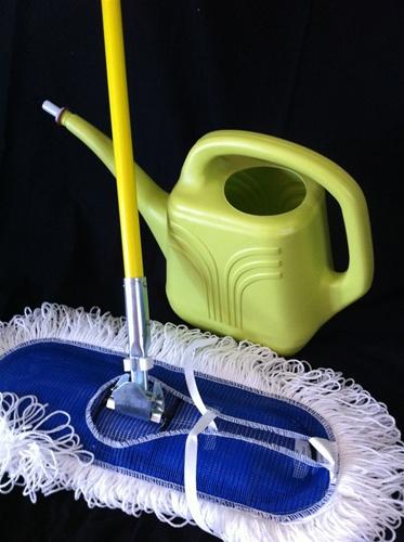 Commercial Floor Wax Applicator Mop