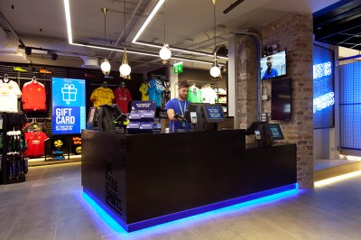 Lifestyle Sports - New Flagship Store - Store Design