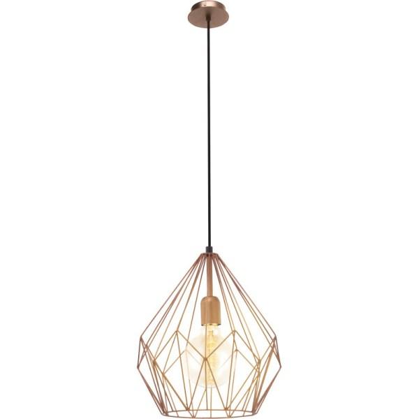 geometric mini pendant light # 44