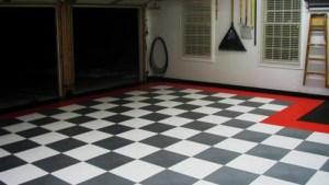 """RaceDeck XL Diamond Garage Floor Tile 18"""""""