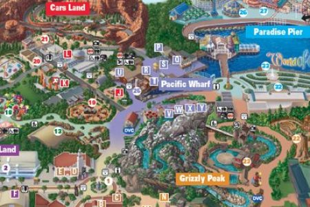 Map For Disneyland Path Decorations Pictures Full Path Decoration - Disneyland map fur minecraft pe