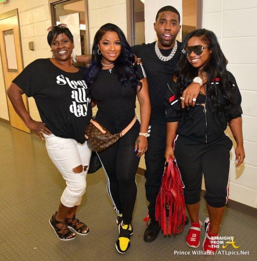 Zonnique Pullins Growing Hip Hop Atlanta