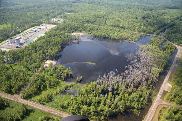 La Sinkhole Update The Giant Louisiana Sinkhole Could